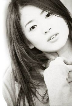 Song Hye Kyo – the ethereal beauty