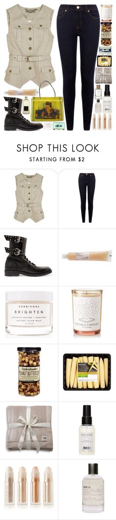 """""""sky"""" by skyl19 ❤ liked on Polyvore featuring Proenza Schouler, Isabel Marant, FRIDA, Davines, Herbivore, D.S. & DURGA, Funky Chunky, UGG, Balmain and Kevyn Aucoin"""