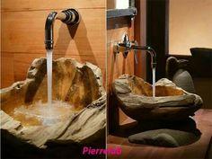 Egy igazán különleges mosdókagyló! :-)