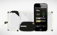 Wallet Trackr is a bluetooth card and companion iOS app that will keep an eye on your wallet and alert you if it strays too far from your phone.