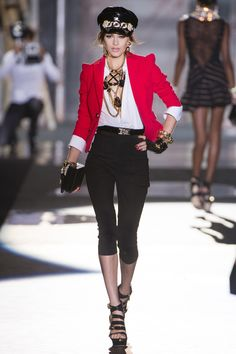 Dsquared²,  Spring / Summer 2013