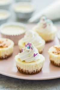 Easy Cheesecake Cupcakes Recipe Video Easy Cheesecake Cheesecake Cupcakes Recipe Cupcake Recipes