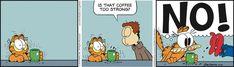 Today on Garfield en Español - Comics by Jim Davis