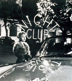 Giulietta Masina in Le notti di Cabiria (1957)