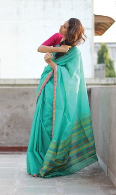 Handloom Cotton Sarees from Tamil Nadu