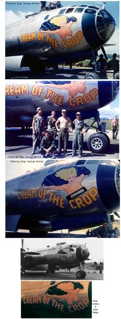 B-29 Cream of the Crop