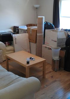 Top 8 tips for moving house, because one of these days we'll need it!