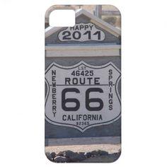 Route 66 iPhone5 case