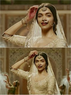Mohe rang do laal - Bajirao Mastani - Such a beauty❤ very nice song!