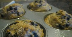 One of the foods that comfort me is Blueberry muffins. To me, there's nothing like eating a great big jumbo piece of a muffin generously s...