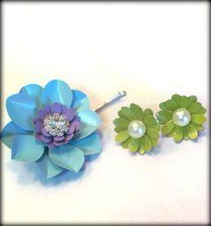 Poppy Chic Designs: beaded flower