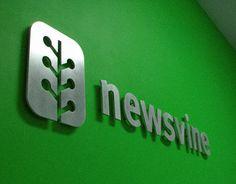 Newsvine: Newsvine is a community-powered, collaborative journalism news website which draws content from its users and syndicated content from mainstream sources such as The Associated Press. Users can write articles, seed links to external content, and discuss news items submitted by both users and professional journalists.