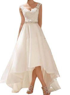 arrive high Low Lace Beading Beach Wedding Dress Front short Long Back organza Bridal Gown New arrive high Low Lace Beading Beach Wedding Dress Front short Long Back organza Bridal GownArrive Arrive may refer to: Elegant Wedding Gowns, White Wedding Dresses, Bridal Dresses, Dress Wedding, Wedding Vows, Wedding Anniversary, Organza Bridal, Sheath Wedding Gown, Bride Gowns