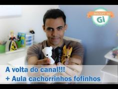 1ª Vídeo aula Caixa Biscuit do Gi - YouTube