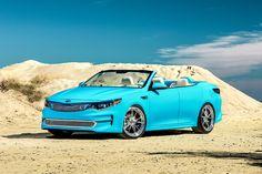 Motor'n   Kia Celebrates The Spirit Of The American Road Trip At 2015 SEMA Show