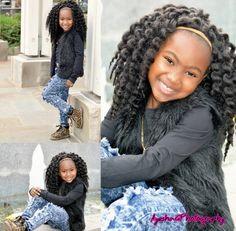 Kid Friendly Crochet Braids - http://community.blackhairinformation.com/hairstyle-gallery/kids-hairstyles/kid-friendly-crochet-braids/