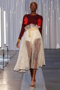 Toga Spring 2015 Ready-to-Wear - Collection - Gallery - Look 1 - Style.com