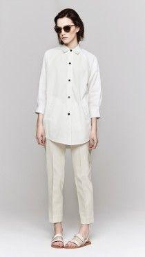 Raglan Sleeve Tunic