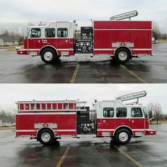 REV GROUP @5inchnews -  Check out St Michael's Fire & Rescue's (VT) New E-ONE Stainless Steel Side Mount Pumper! The stats: Typhoon X long cab with 67.5 CA and 12 Vista Cummins ISL 450 HP engine Hale QMAX 1500 GPM single stage pump 1030 gal R shaped tank 30 gal foam tank and a Smart Power 8KW hydraulic generator. Thank you St Michael's Fire & Rescue for choosing E-ONE!  www.revgroup.com @revgroupinc . .  ___Want to be featured? _____ Use #chiefmiller in your post ... http://ift.tt/2aftxS9…
