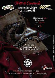 Domenica 15 Febbraio - Festa di Carnevale a Casinalbo