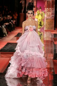 Christian Lacroix Haute Couture Spring-Summer 2005 | Flickr