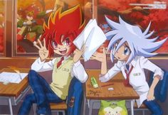 Akai and Joker in the School xD Regular quality. Joker Pics, Joker Art, Naruto Sasuke Sakura, Darling In The Franxx, Bungo Stray Dogs, Noragami, Kaito, Sword Art Online, Mystery
