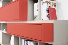 Shelving systems | Storage-Shelving | Piano | Kettnaker. Check it out on Architonic