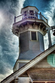 Lighthouse - Seaport Village - San Diego, CA