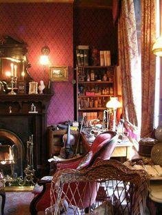 Sherlock Holmes Museum, Baker St., London