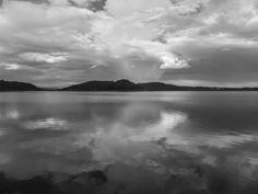 Mirror of Water Art Print Water Art, Water Photography, Saatchi Art, Landscapes, African, Clouds, Explore, Sunset, Black And White