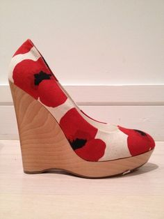 Yves Saint Laurent Heels - I wouldn't be able to walk in them at al, but who cares?