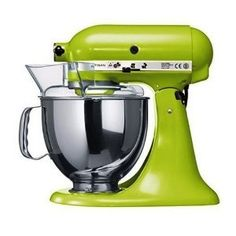 Isn't it beautiful? My amazing husband got me a 220v Kitchen Aid for my 25th birthday :)  He's pretty wonderful, and I love my mixer!
