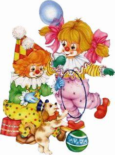 clowns.quenalbertini: Baby clowns