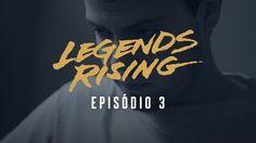 """Legends Rising Episódio 3: xPeke e SwordArt - """"Novos Inícios"""""""