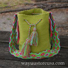 Boho Bags Bohemian Bag Wayuu Bags Wayuu Mochilas by loveandlucky