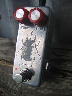 Cod Tone Fuzz pedal