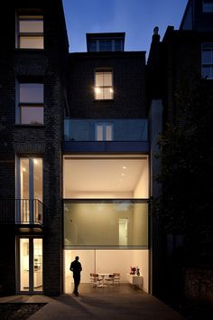 Love this #window concept. House on Bassett Road | Paul+O Architects | Archinect