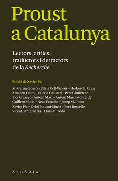 Proust a Catalunya : lectors, crítics, traductors i detractors de la Recherche https://cataleg.ub.edu/record=b2211461~S1*cat Aquest llibre aplega un conjunt de textos a propòsit de la incidència de l'obra de Marcel Proust a Catalunya.
