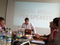 Workshop mit Social Media Experte Collin Croome