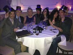It was a fantastic New Year's Eve with the whole family and some great friends. Jonathan Silver Scott Drew Scott 1/1/13