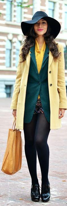 Outfit || F.a.l.l. Colors by FormulaFarah