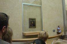 Images Louvre Museum in Paris, France Mona Lisa 7237