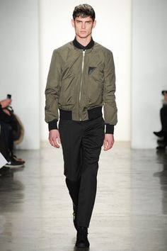 Tim Coppens | Fall 2014 Menswear Collection | Style.com