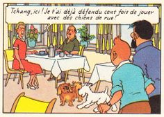 Hôtel des Sommets à Vargèse - Tintin au Tibet - Hergé