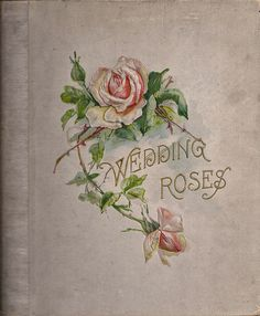 Wedding Roses - Cover