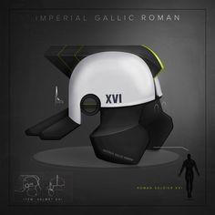 Imperial Gallic Roman - Fernando Medeiros
