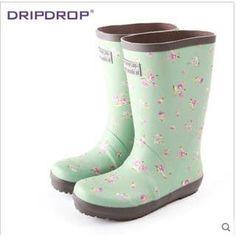 Women's Rain Boots International Shipping 35