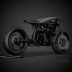 CAFE RACER @caferacergram Tag: #caferacergram #| CX500 by Ziggy Moto #ziggymoto…