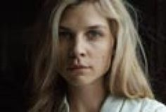Clémence Poésy, photographed at the Bowery Hotel by Cedric Buchet