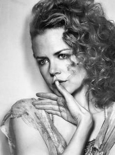 Nicole Kidman for Vogue by Annie Leibovitz, Craig McDean, Irving Penn, Helmut Newton, September 2013